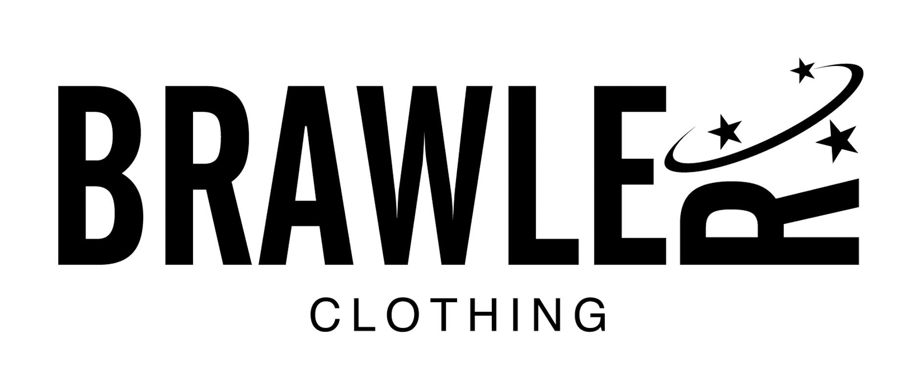 Identity for Newcastle based clothing company 'Brawler Clothing'.
