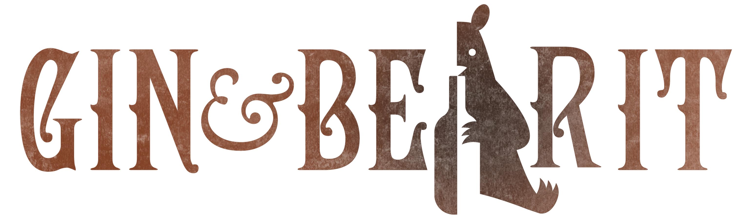 Gin & Bear It logo