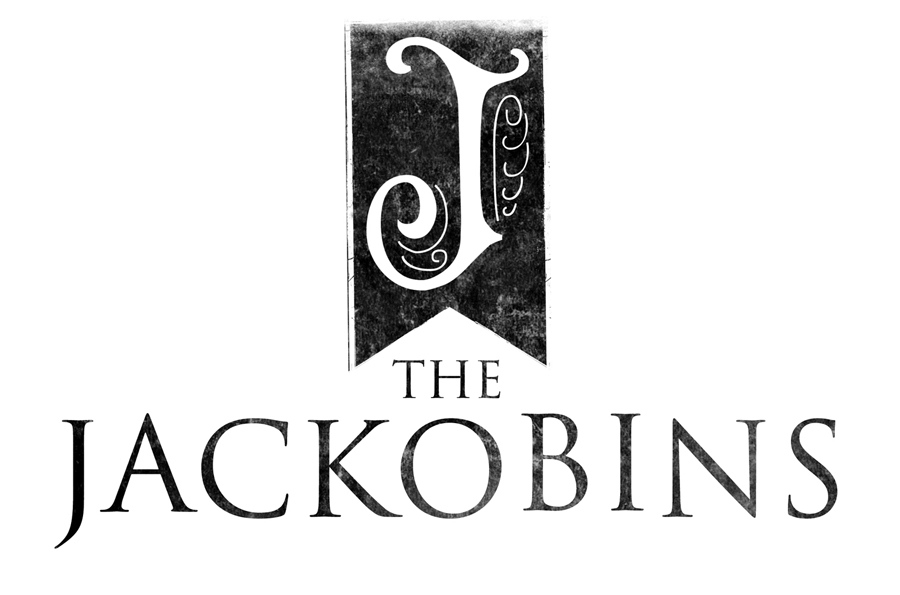 Identity for Liverpool band The Jackobins.