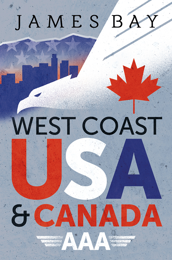 Tour laminate for James Bay's West Coast USA and Canada tour